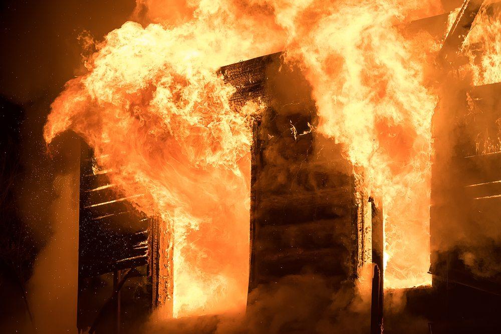 Fire safe shutters