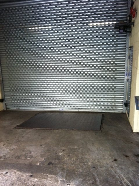 Roller Shutters Industrial and Commercial